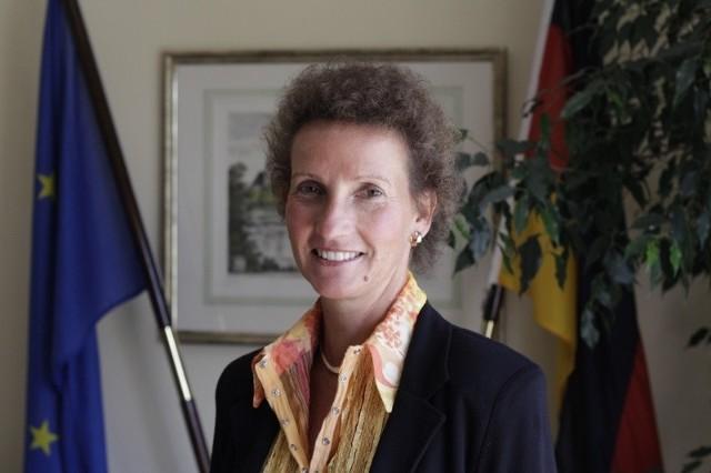 Sabine Haake od 1985 roku pracuje w niemieckim MSZ.