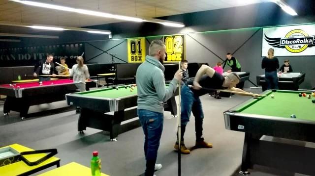 randki w snookerze