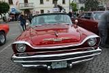 Sulechów. Stare amerykańskie samochody, motocykle opanowały rynek. By zachęcić mieszkańców do... oddania krwi. To coroczna akcja Motokrew
