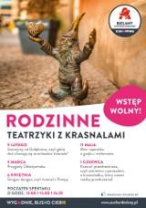 Lubisz wrocławskie krasnale? Poznaj ich historię! Darmowy teatrzyk w Centrum Handlowym Auchan Bielany