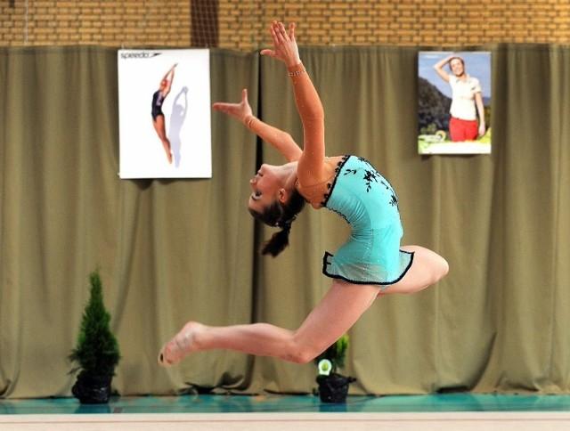Gimnastyka artystycznaMiedzynarodowy Turniej Wiosny w gimnastyce artystycznej rozegrany w Szczecinie.