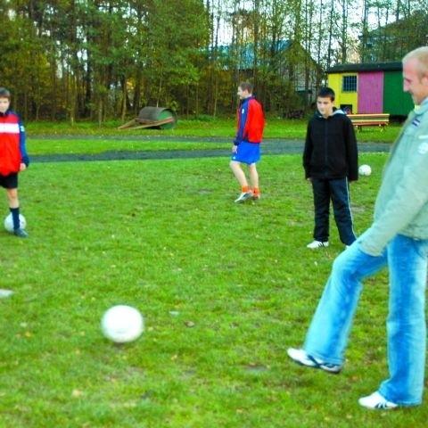 Grzesiek Kiszło jest wzorem dla młodych piłkarzy