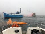 """Wędkarstwo morskie jest gotowe na blokadę jednego z kluczowych portów. """"Czujemy się pozostawieni na lodzie, ale nie zatoniemy bez echa"""""""