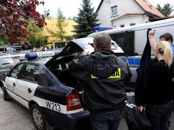 Tragedia rozegrała się w piętrowym domku przy ul. Uznamskiej w Szczecinie-Dąbiu