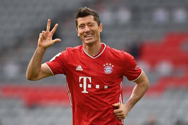 1, 2, 3... 250 i licznik dalej bije! Wszystkie gole Lewandowskiego w Bundeslidze