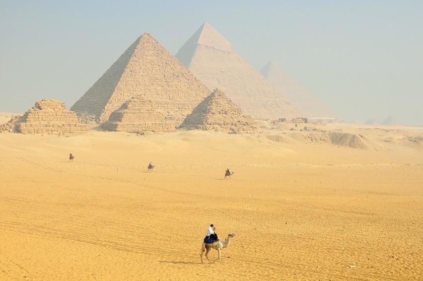 Podium zamyka Egipt.