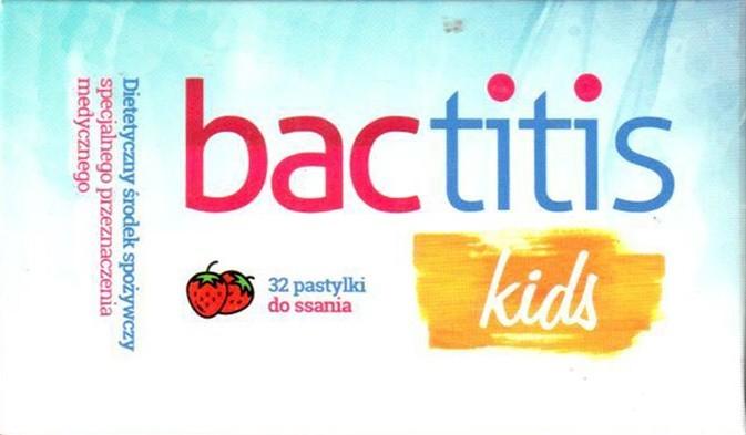 """Produkt – """"Bactitis kids"""" – dietetyczny środek spożywczy..."""