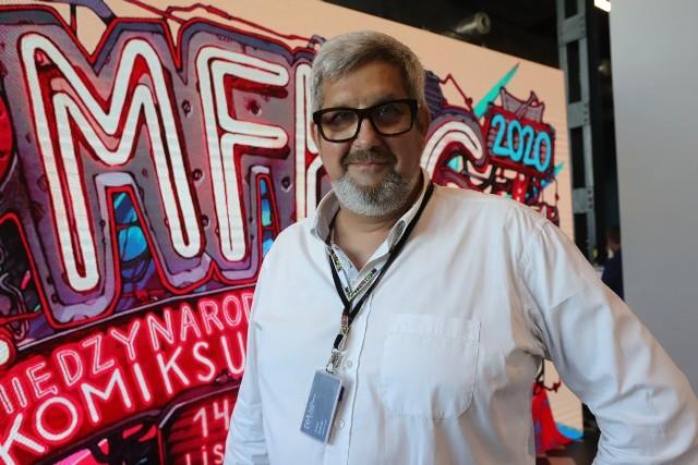 Choć festiwal odbędzie się online, dostęp do platformy festiwalowej będzie biletowany - zapowiada Adam Radoń, dyrektor MFKiG.