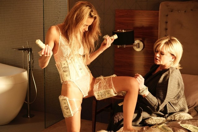 Film Dziewczyny z Dubaju czeka na premierę. Film opowiada o seksaferze z udziałem celebrytek.