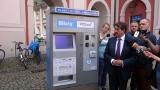 Mennica Polska uruchomi w Poznaniu 70 biletomatów i 100 terminali