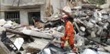 Strażacy z Łodzi wrócili z Bejrutu. Po wybuchu pomagali przeszukiwać ruiny ZDJĘCIA BEJRUTU FILM Z CHWILI WYBUCHU