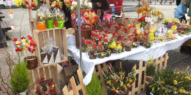 Podczas jarmarku mieszkańcy Wąbrzeźna i powiatu wąbrzeskiego będą mogli kupić ozdoby świąteczne i potrawy