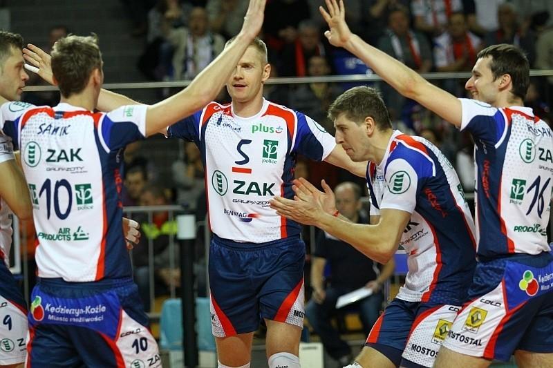 Siatkarze ZAKSY pokazali, że w obecnej edycji Ligi Mistrzów nie muszą ograniczać się tylko do wyjścia z grupy.