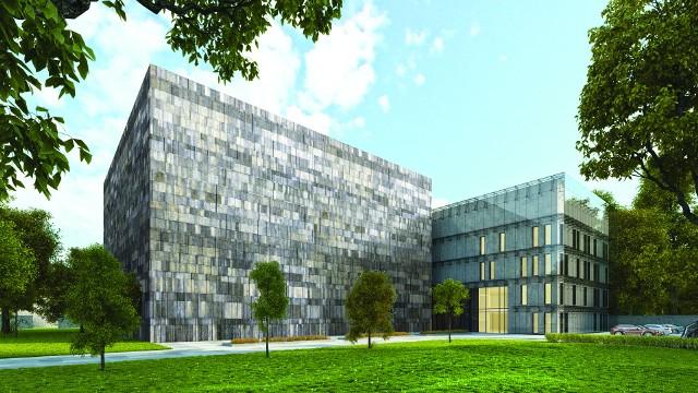 Będzie to największe z budowanych teraz w Polsce archiwów i jedno z większych w Europie