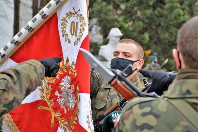 Elewi złożyli wojskową przysięgę w Opolu.