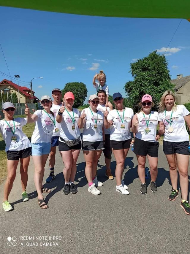 W Golubiu-Dobrzyniu powstała grupa sportowa – Zawsze do Celu, która skupia miłośników aktywności fizycznej. W ostatnich dniach ekipa uczestniczyła w treningu charytatywnym w Działyniu