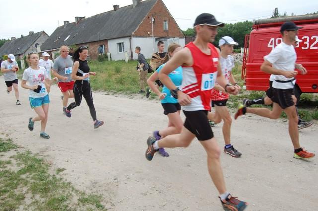 Bieg przełajowy zorganizowano w gminie Mrocza po raz pierwszy