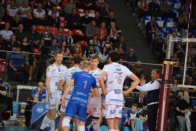 Na siatkarzy Grupy Azoty ZAKSA Kędzierzyn-Koźle czeka teraz jedna z najtrudniejszych potyczek w sezonie.