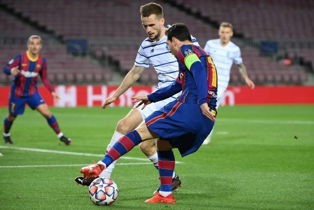 FC Barcelona bez kluczowego piłkarza zagra w Kijowie o wyjście z grupy Ligi Mistrzów