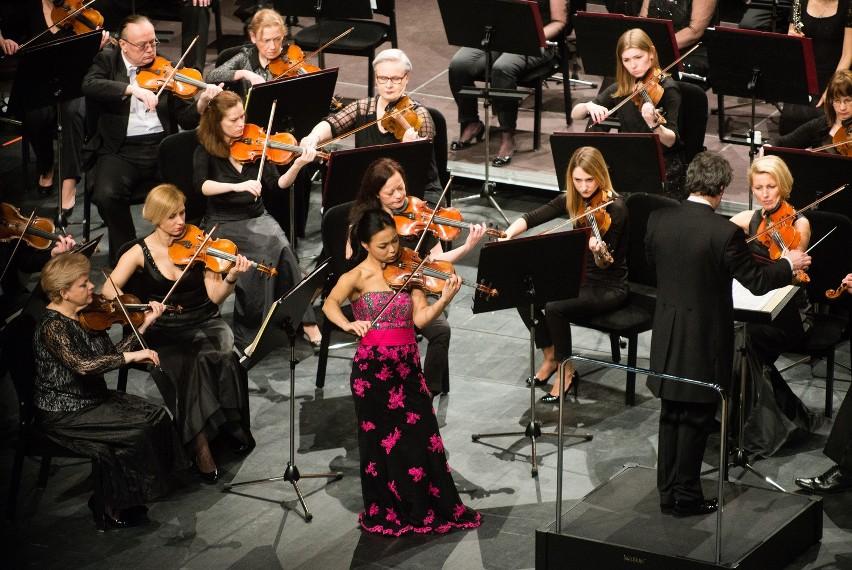 XV Konkurs Wieniawskiego otworzy koncert, którego solistką będzie  Soyoung Yoon