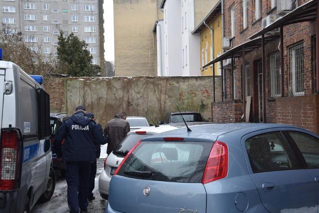 Dziś sąd zdecydował o aresztowaniu mieszkańca Sławęcina, gm. Choszczno.