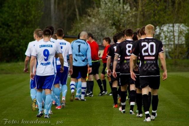 Łódzki Klub Sportowy zremisował na wyjeździe z ósmą w tabeli Zawiszą Pajęczno.
