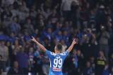 Milik strzela, ale Napoli przegrywa. Hit Serie A dla Romy