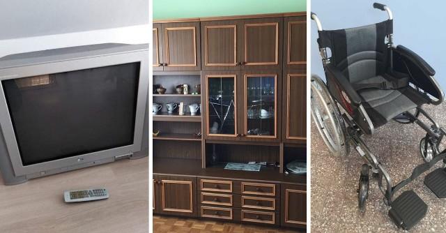 Mieszkańcy regionu kujawsko-pomorskiego praktycznie każdego dnia oddają wiele ciekawych rzeczy za darmo. Wystarczy je wyszukać przez portal OLX. Sprawdźcie, co tym razem można tam znaleźć. Oto rzeczy, które można mieć bez żadnej opłaty. Szczegóły w galerii >>>>>