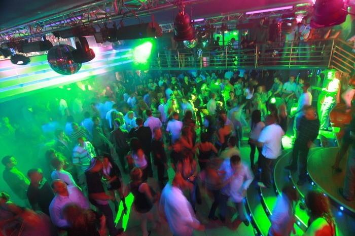 Zdjecia z niedzielnej imprezy w slupskim klubie Miami Nice (12 kwietnia 2009 r.)