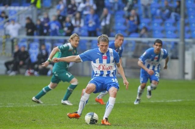 Mecz przy Bułgarskiej obejrzało około 18 tys. kibiców
