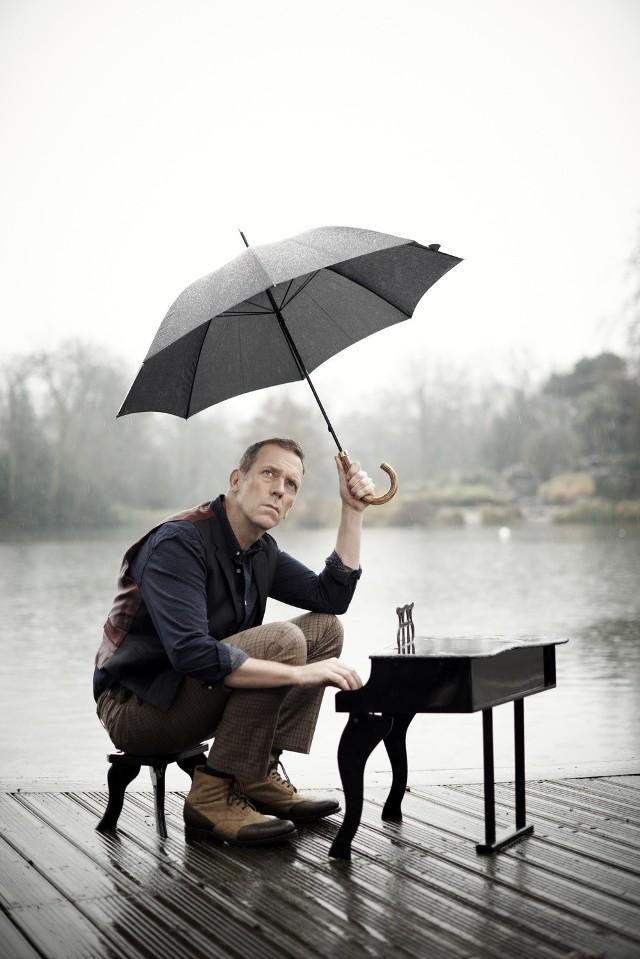 Hugh Laurie zagra drugi koncert w Poznaniu