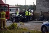 Wypadek w Trzebielinie. Nie żyją dwie osoby [nowe fakty, zdjęcia, wideo]