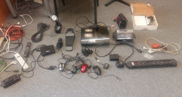 Dzięki zaangażowaniu policjantów udało się odzyskać skradzione mienie o wartości blisko 3500 zł