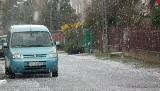 Pogoda w weekend: Sobota gradowa i śnieżna, w niedzielę też zimno