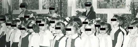 To zdjęcie zrobiono w 1981 r, czyli ma 28 lat. W myśl ostatniego wyroku sądu, identyfikacja tych osób jest dziś możliwa, więc ich wizerunek podlega ochronie.