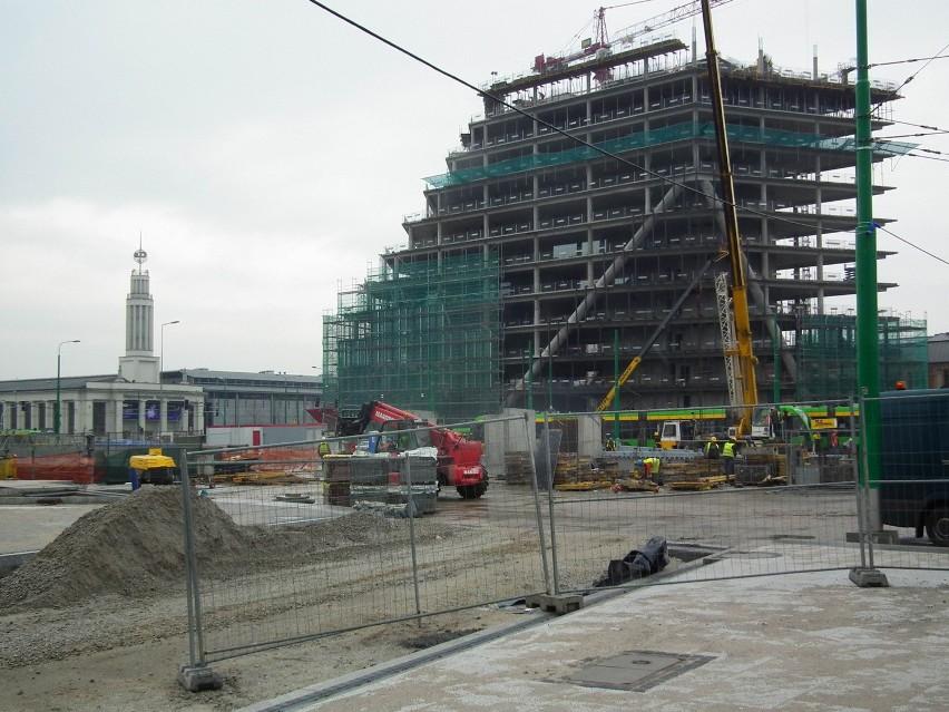 Widać koniec przebudowy Kaponiery? [ZDJĘCIA]Widać koniec przebudowy Kaponiery?