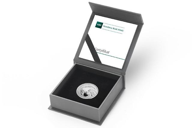 Nakład kolekcjonerskiej monety przewidziany jest na 15 tysięcy sztuk.