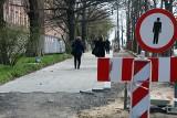 Al. Racławickie w Lublinie. Drogowcy rok temu zaczęli przebudowę arterii. Co jeszcze zostało do zrobienia? Zobacz zdjęcia