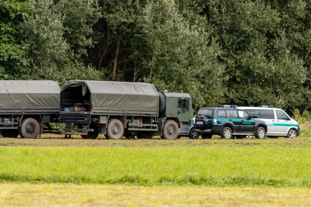W piątek prawie 350 prób nielegalnego przekroczenia granicy polsko-białoruskiej. Funkcjonariusze straży granicznej zatrzymali dziesięć osób