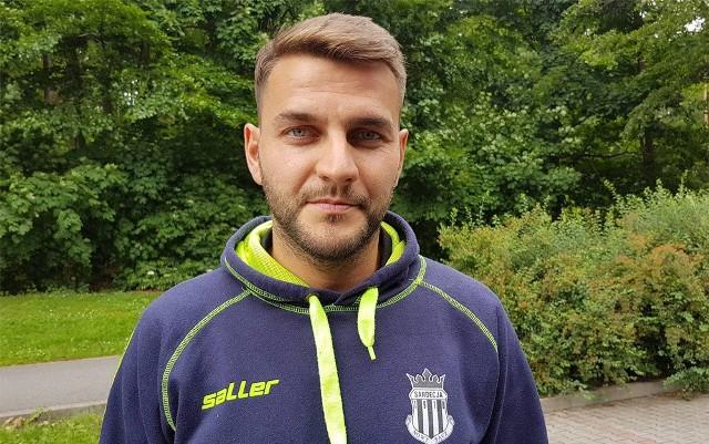 Mateusz Cetnarski został wypożyczony do Sandecji z Cracovii