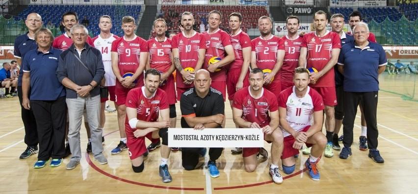 To był czas byłych gwiazd polskiej siatkówki