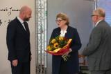 Hanna Suchocka i Adolf Juzwenko na kwarantannie po spotkaniu z Jackiem Sutrykiem
