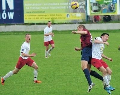 Mariusz Mężyk (z prawej) miał udany sezon Fot. (KOW)