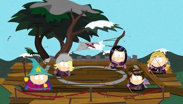 South Park: Kijek PrawdySouth Park: Kijek Prawdy to chyba pierwsza gra, która wygląda dokładnie tak samo, jak telewizyjny pierwowzór...