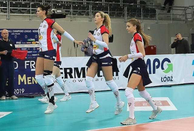 Za MVP spotkania została uznana środkowa Grot Budowlanych Gabriela Polańska