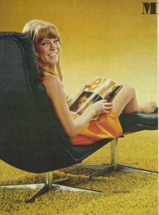 Rok 1969. W latach 60. tylko na kilku stronach pojawiali się...
