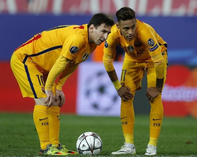 Messi i Neymar