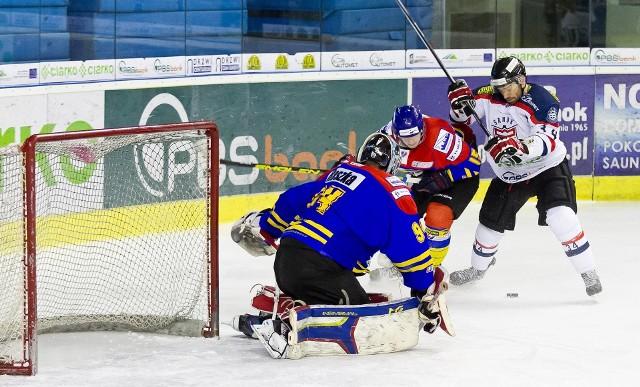 Ciarko STS - Podhale w 2016 roku to ostatni mecz PHL w Sanoku.