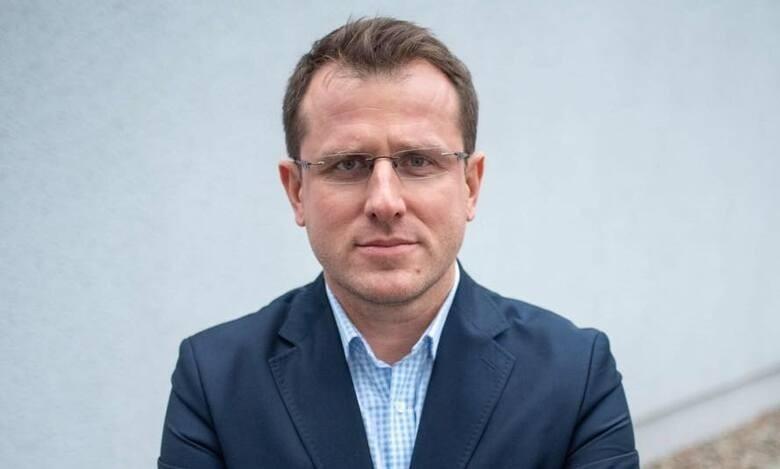 Leszek Waligóra, zastępca redaktora naczelnego Głosu...