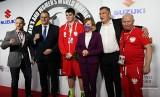 Znane osoby i wyjątkowa oprawa. Kulisy piątkowych finałów Młodzieżowych Mistrzostw Świata w boksie w obiektywie